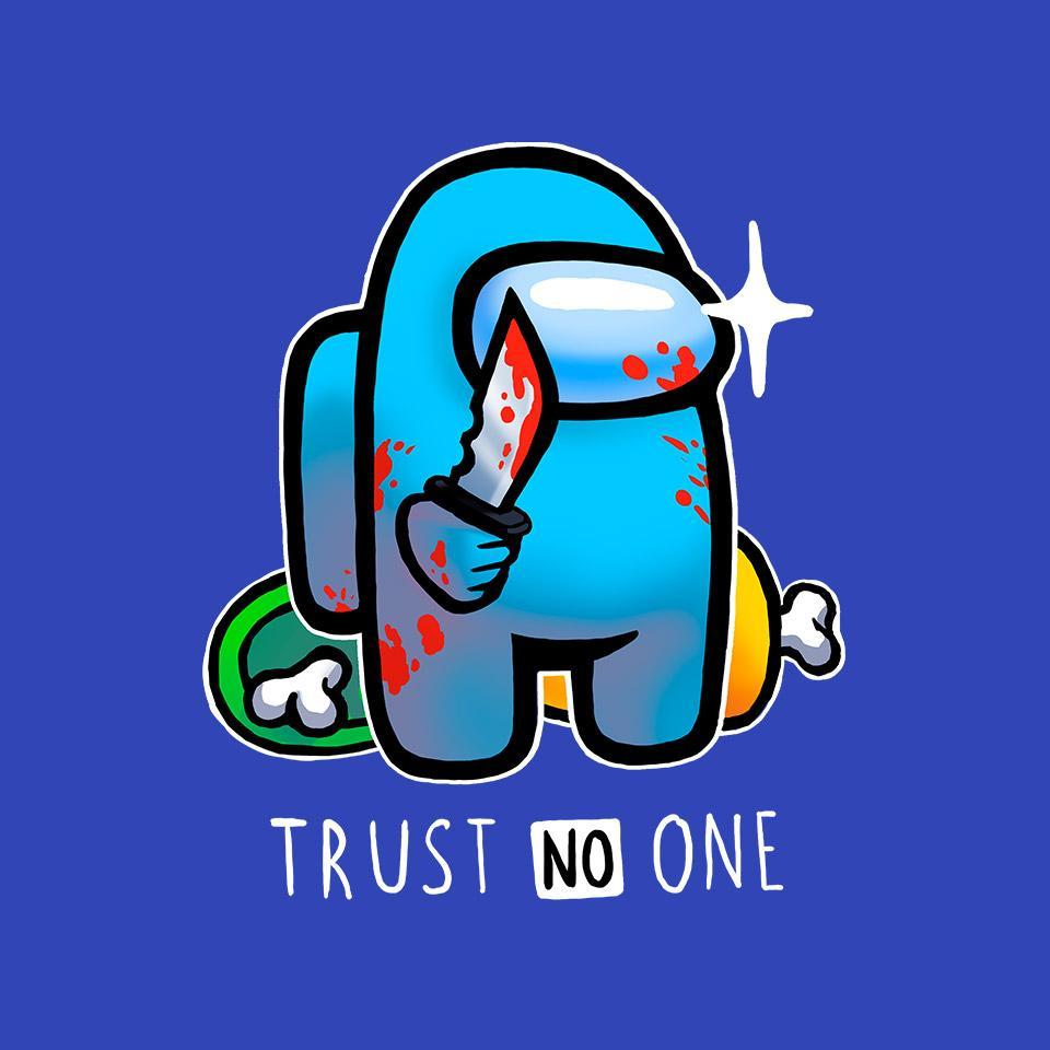 TeeFury: Trust No One