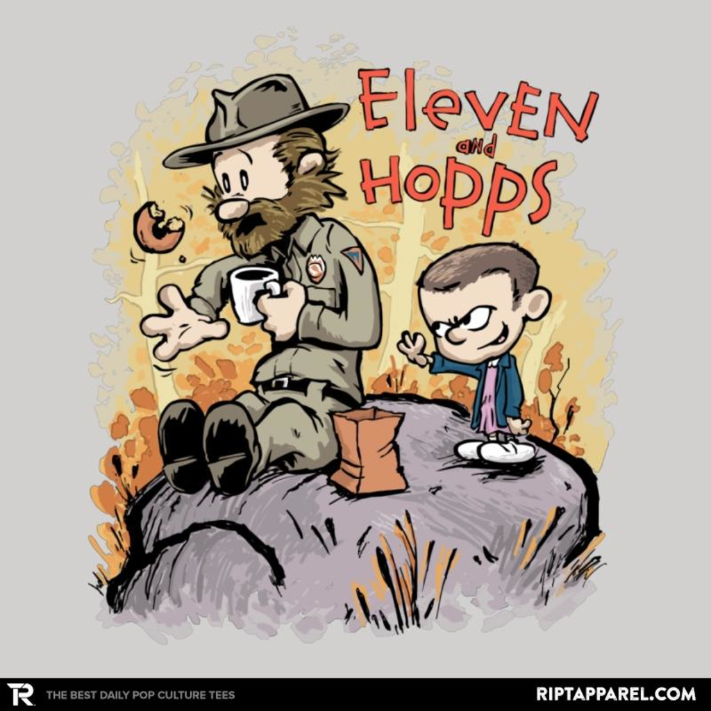 Ript: Eleven and Hopps