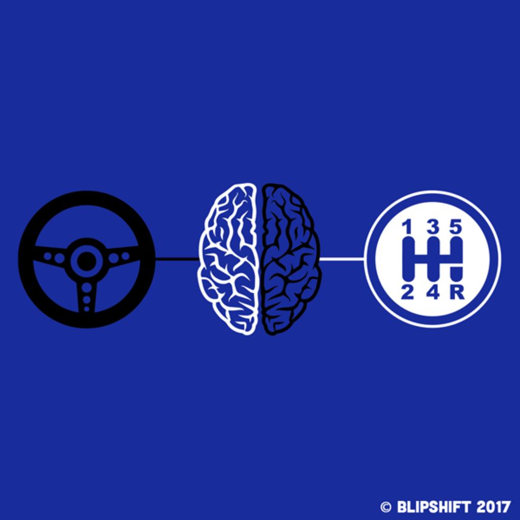 blipshift: Ambidextrous