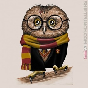ShirtPunch: Owly Potter