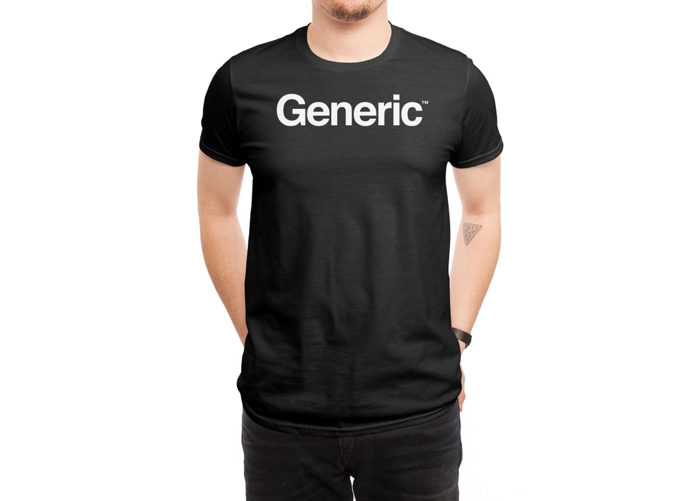 Threadless: Generic Brand