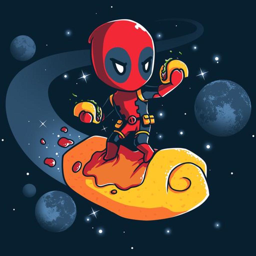 TeeTurtle: Space Tacos
