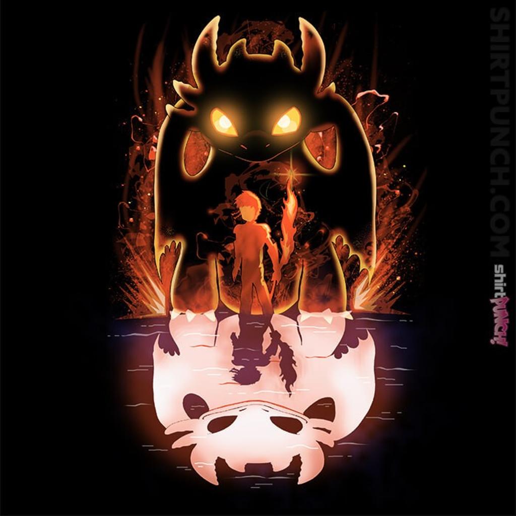 ShirtPunch: Dragon Fury