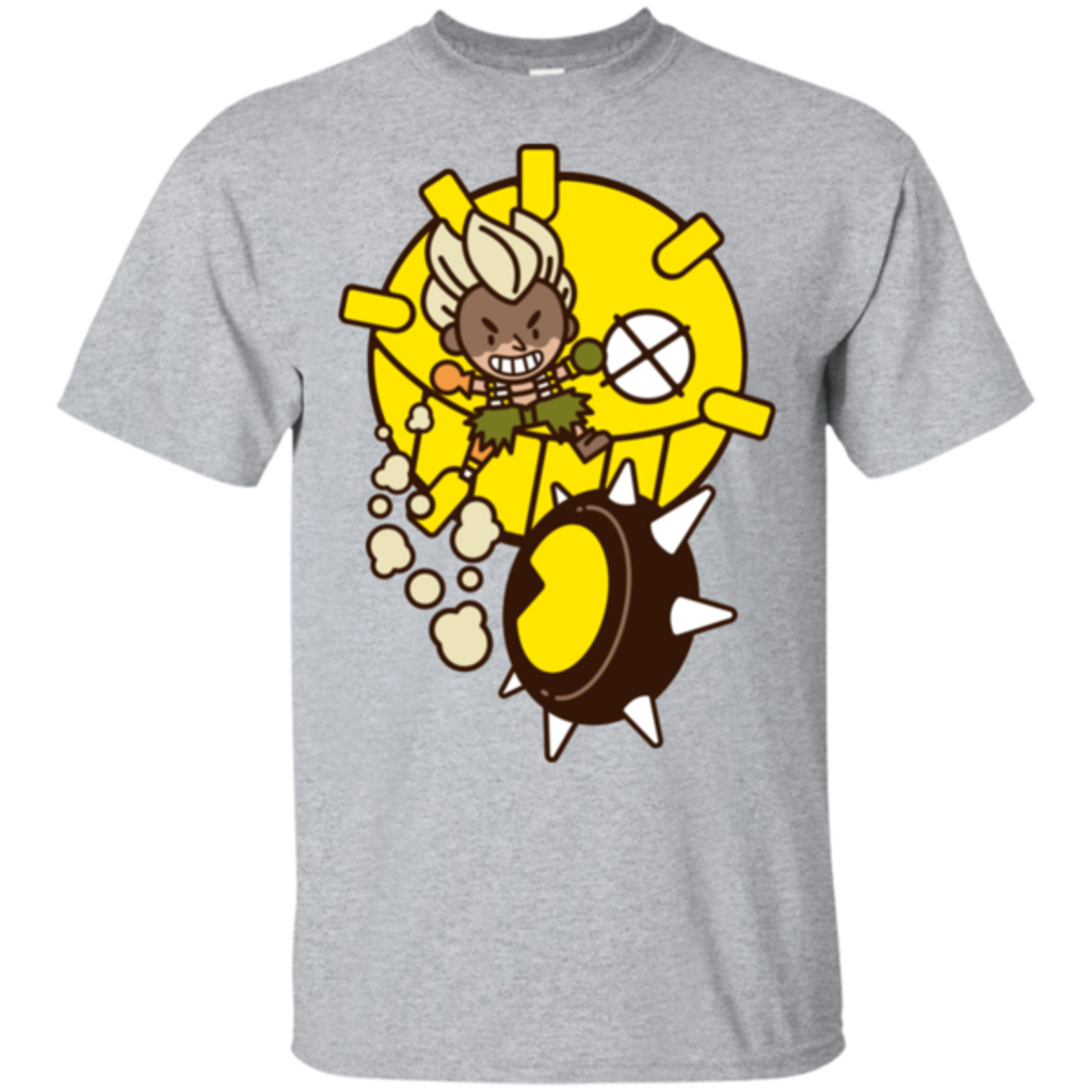 Pop-Up Tee: Fire in the Hole