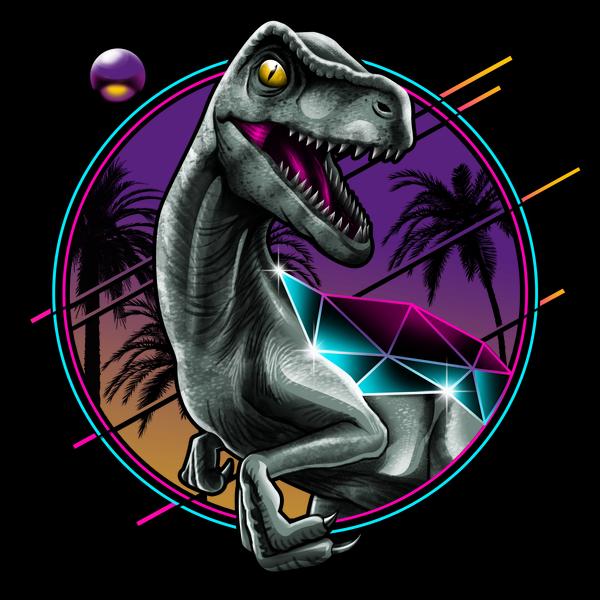 NeatoShop: Rad Velociraptor
