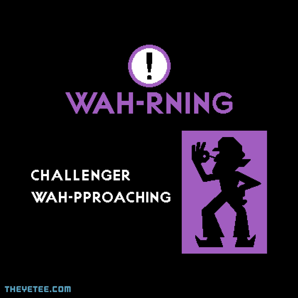 The Yetee: WAH-RNING