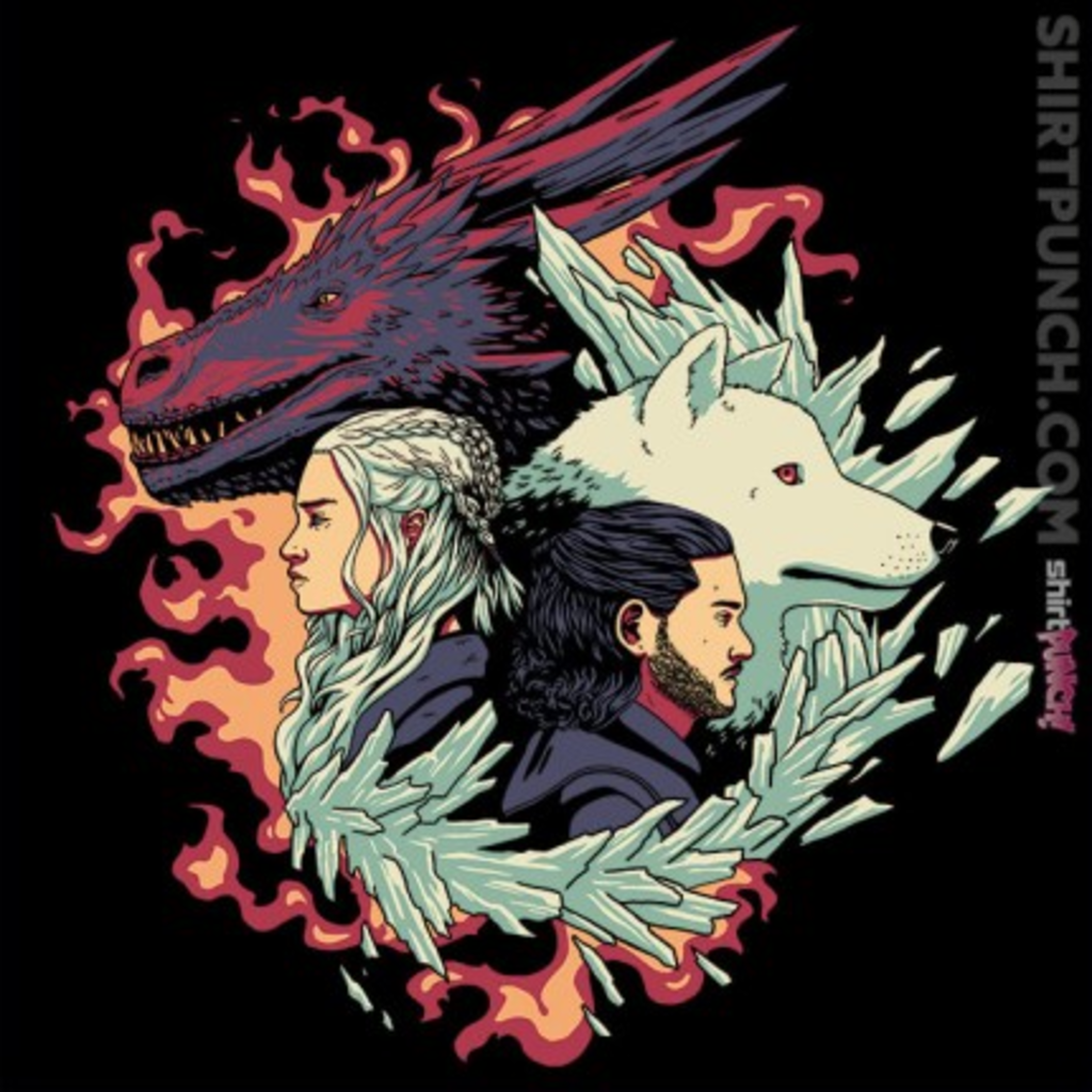 ShirtPunch: Ice and Fire