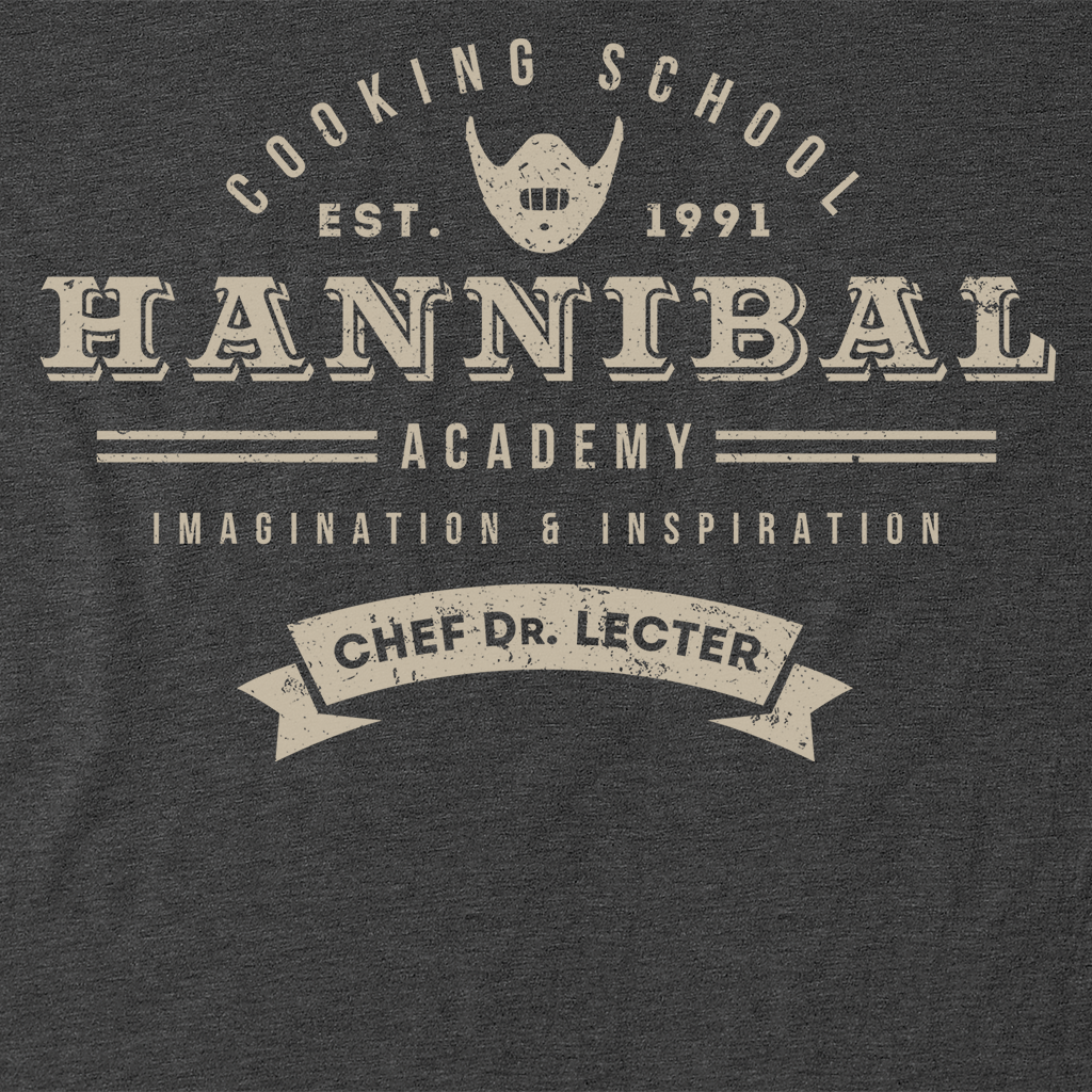 Pop-Up Tee: Hannibal Academy