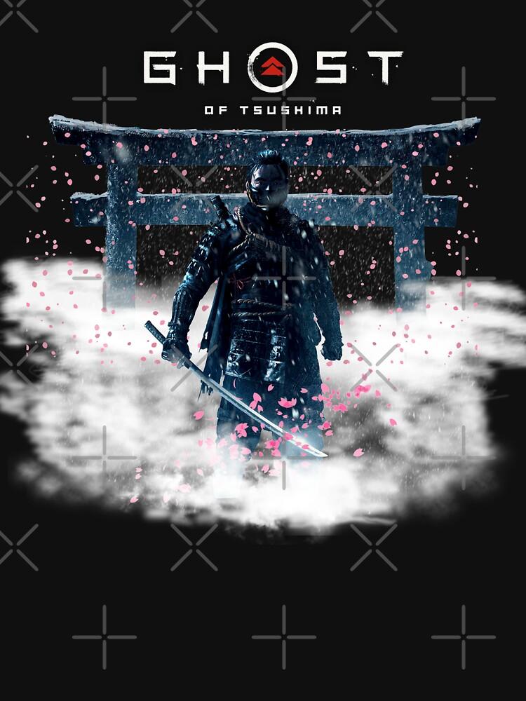 RedBubble: Ghost of Tsushima