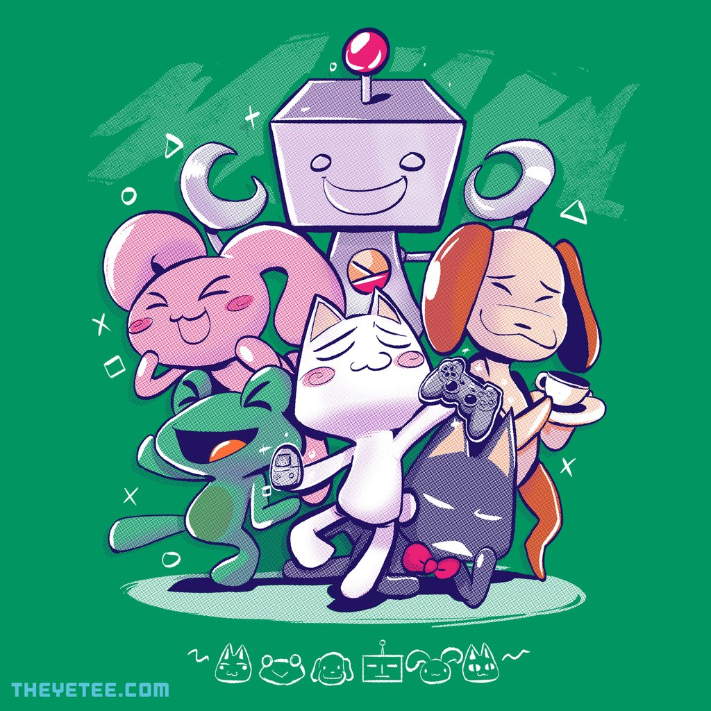 The Yetee: Together Station
