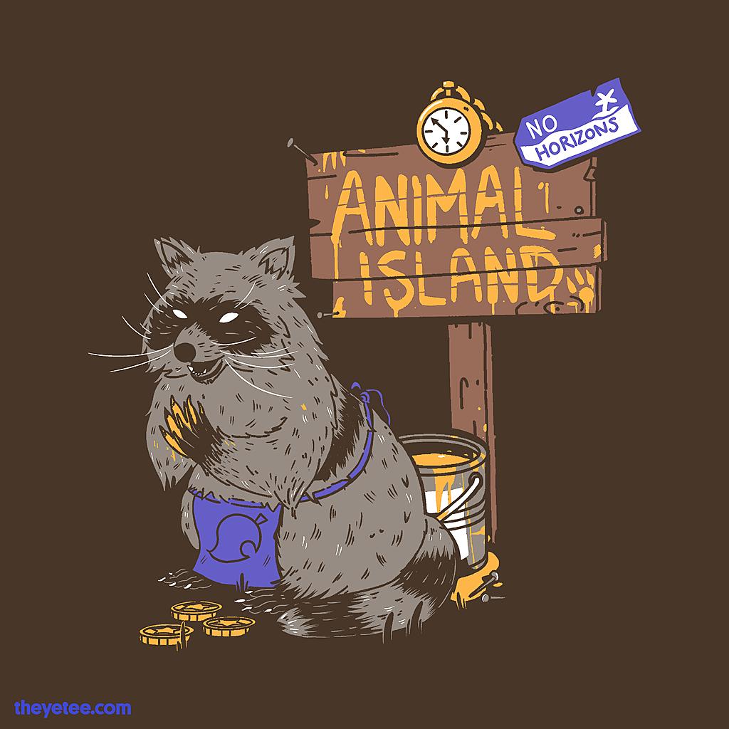 The Yetee: Animal Island