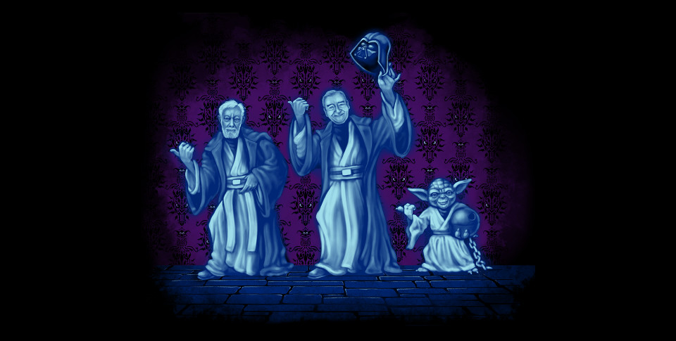 TeeFury: May the Ghosts Be With You