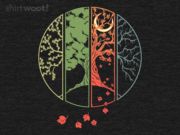 Woot!: Season of Change