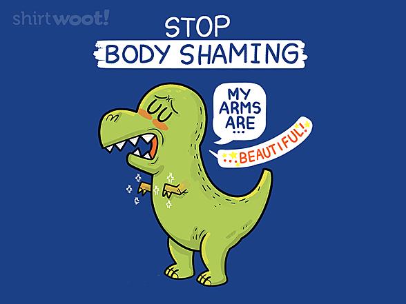 Woot!: Rex Shaming