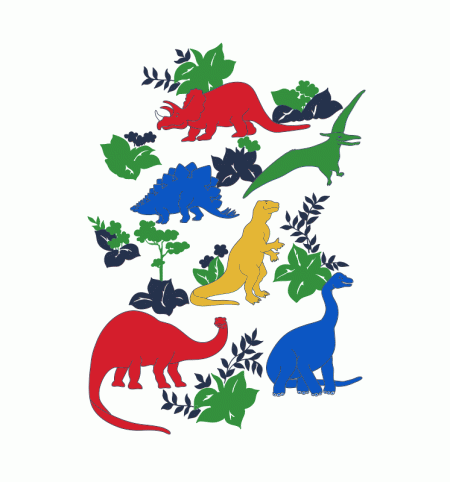 BustedTees: Dinosaurs