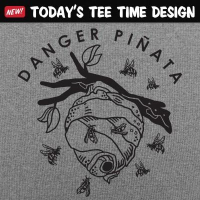 6 Dollar Shirts: Danger Piñata