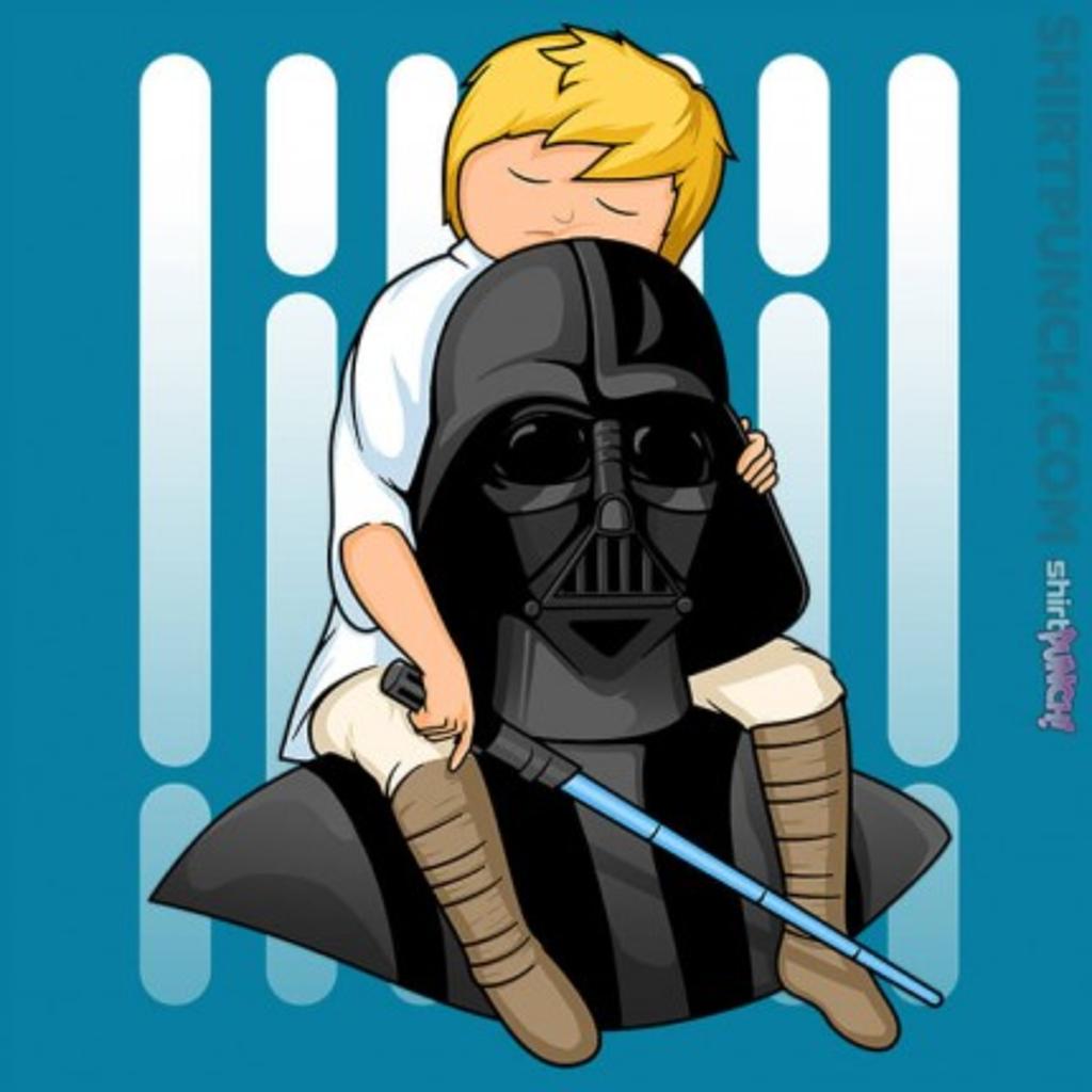 ShirtPunch: Number One Dad Luke