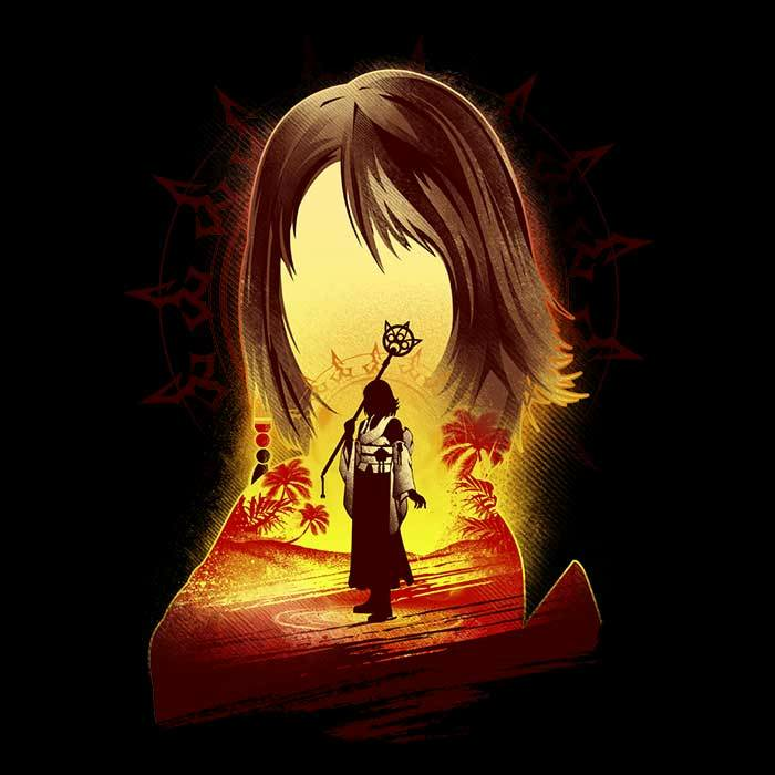 Once Upon a Tee: Summoner of Spira