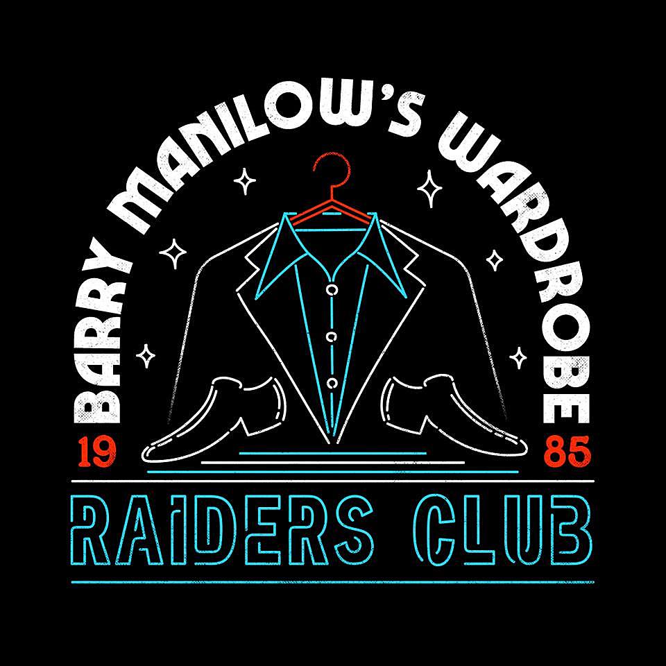TeeFury: Raiders Club