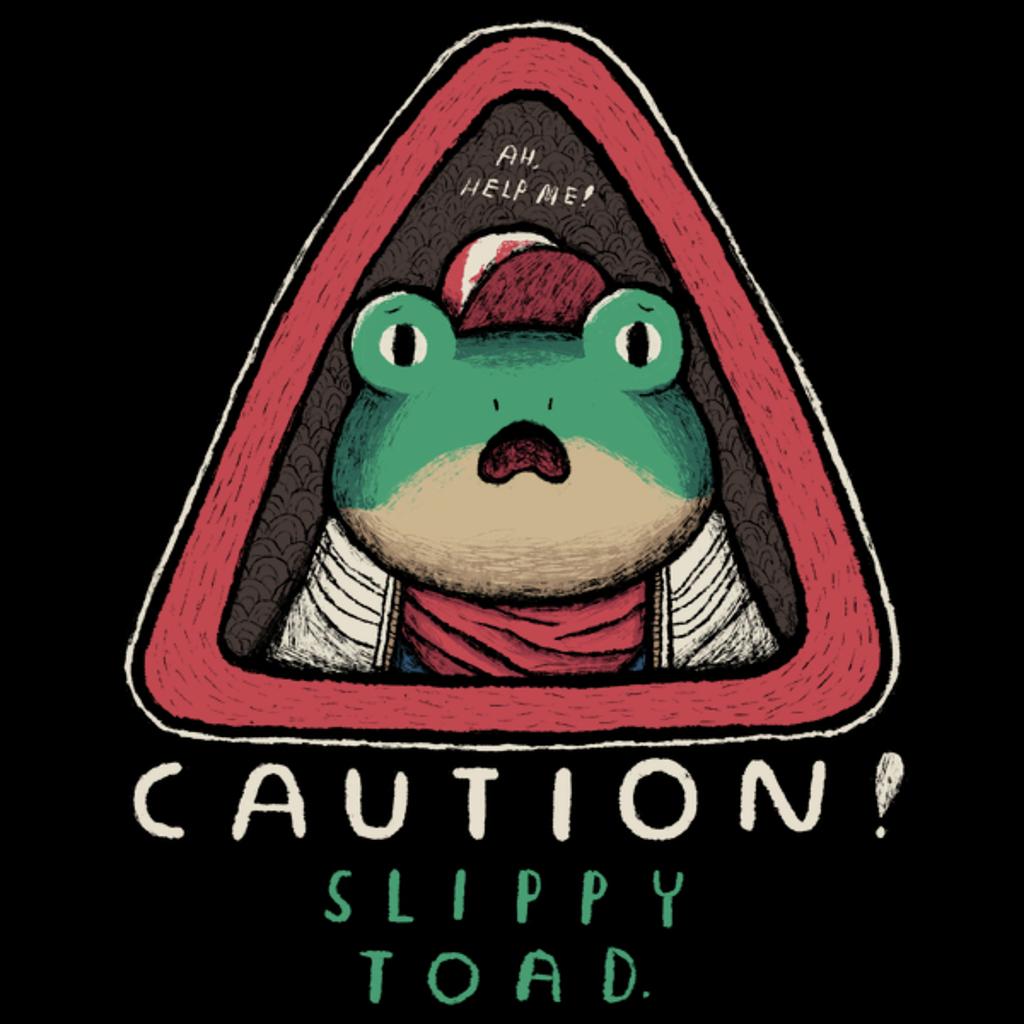 NeatoShop: caution, slippy