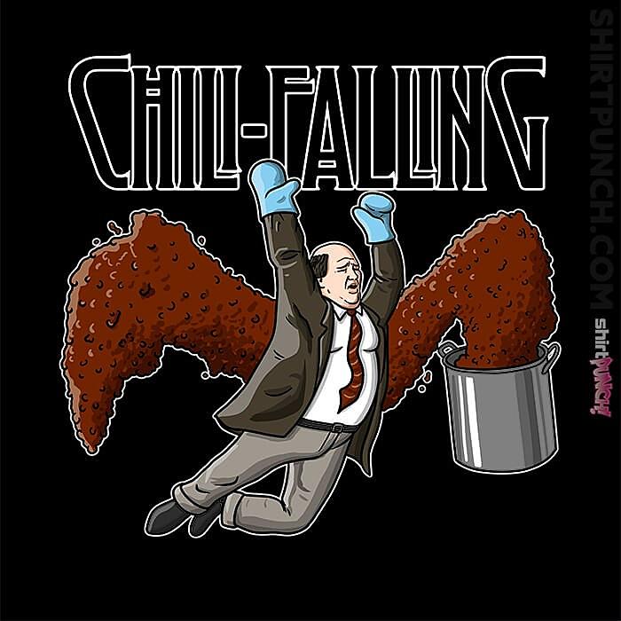 ShirtPunch: Chili-Falling