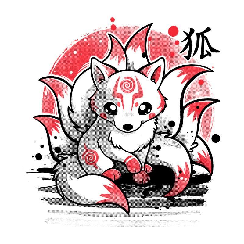 Pampling: Nine Tailed Fox Spirit