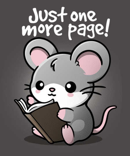 Qwertee: Mouse one more page