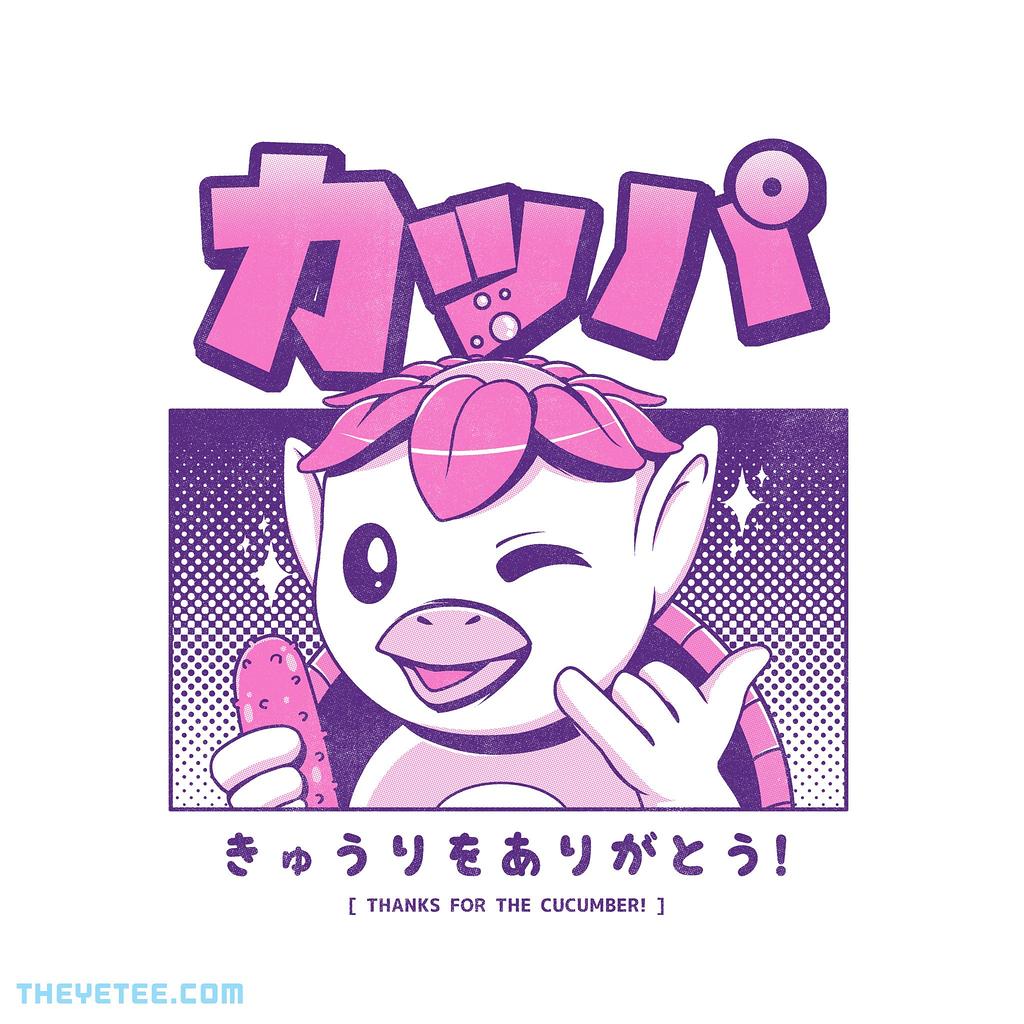 The Yetee: Japanese Kappa
