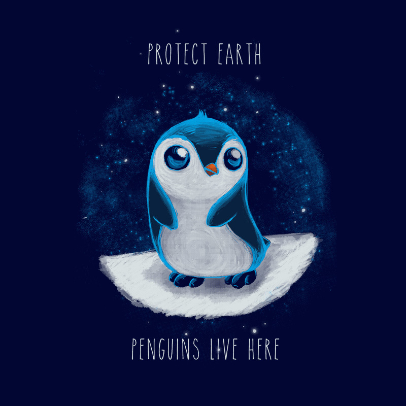 Pampling: Protect Earth, Penguins Live Here!