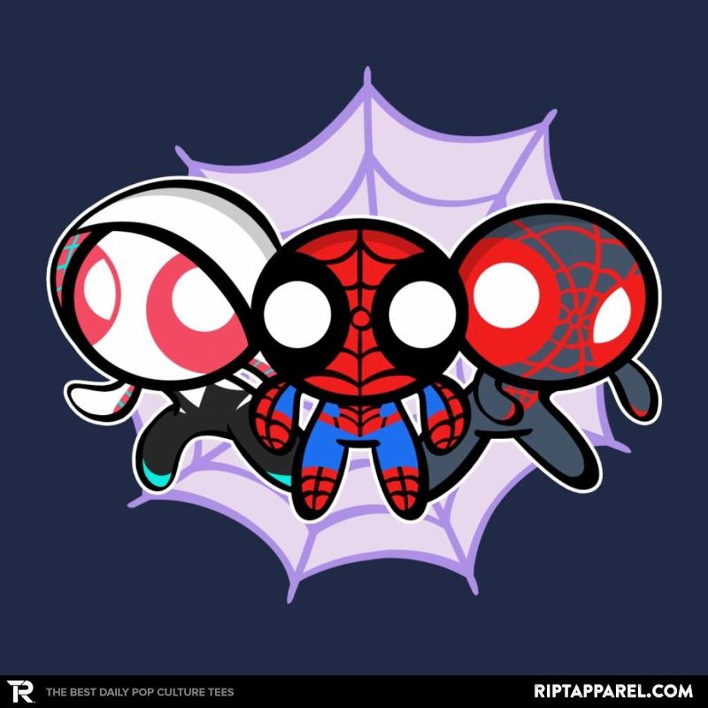 Ript: The Powerpuff-Spiders