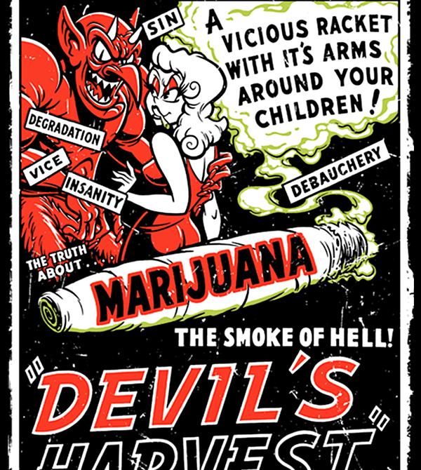 teeVillain: Devils Harvest