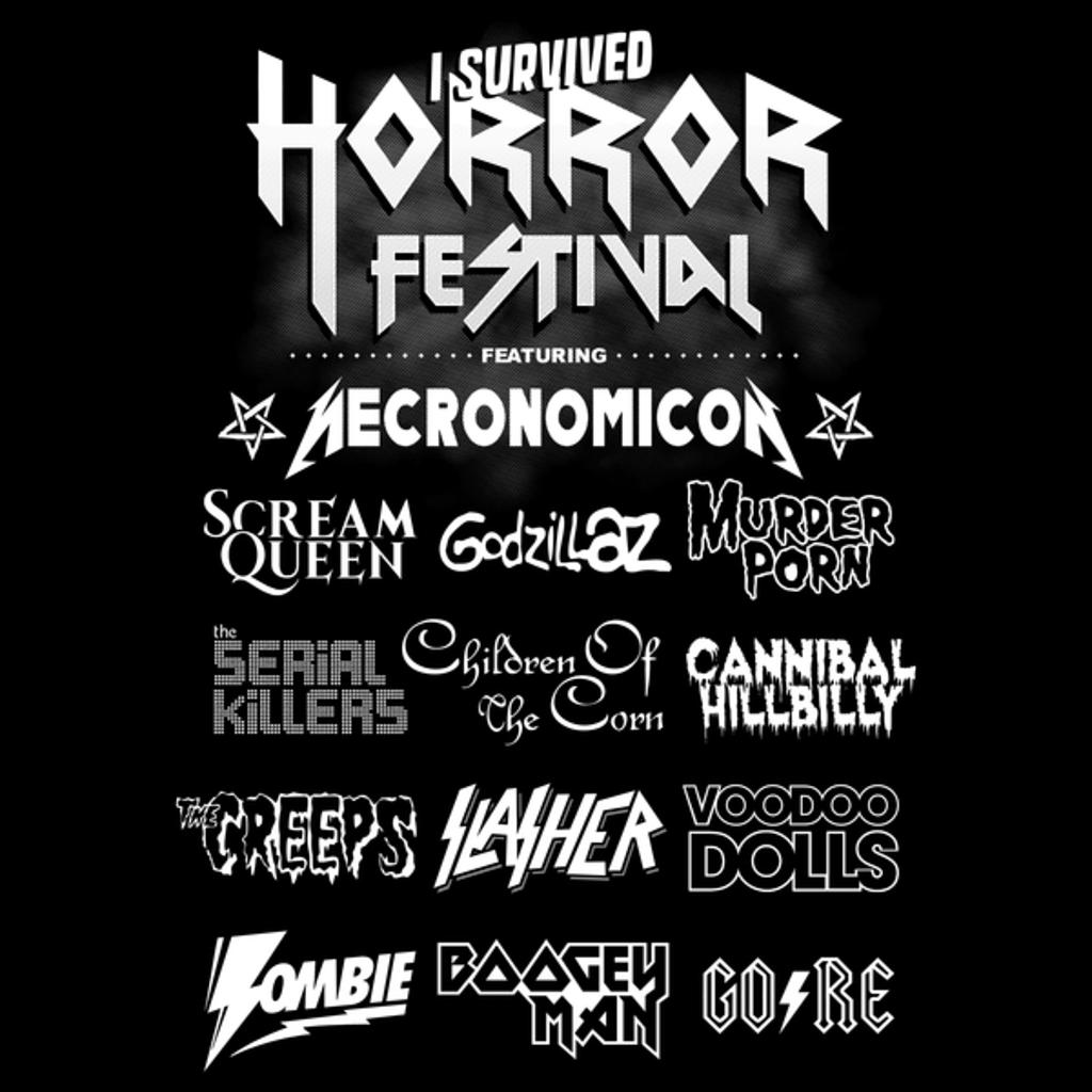 NeatoShop: Horror Fest