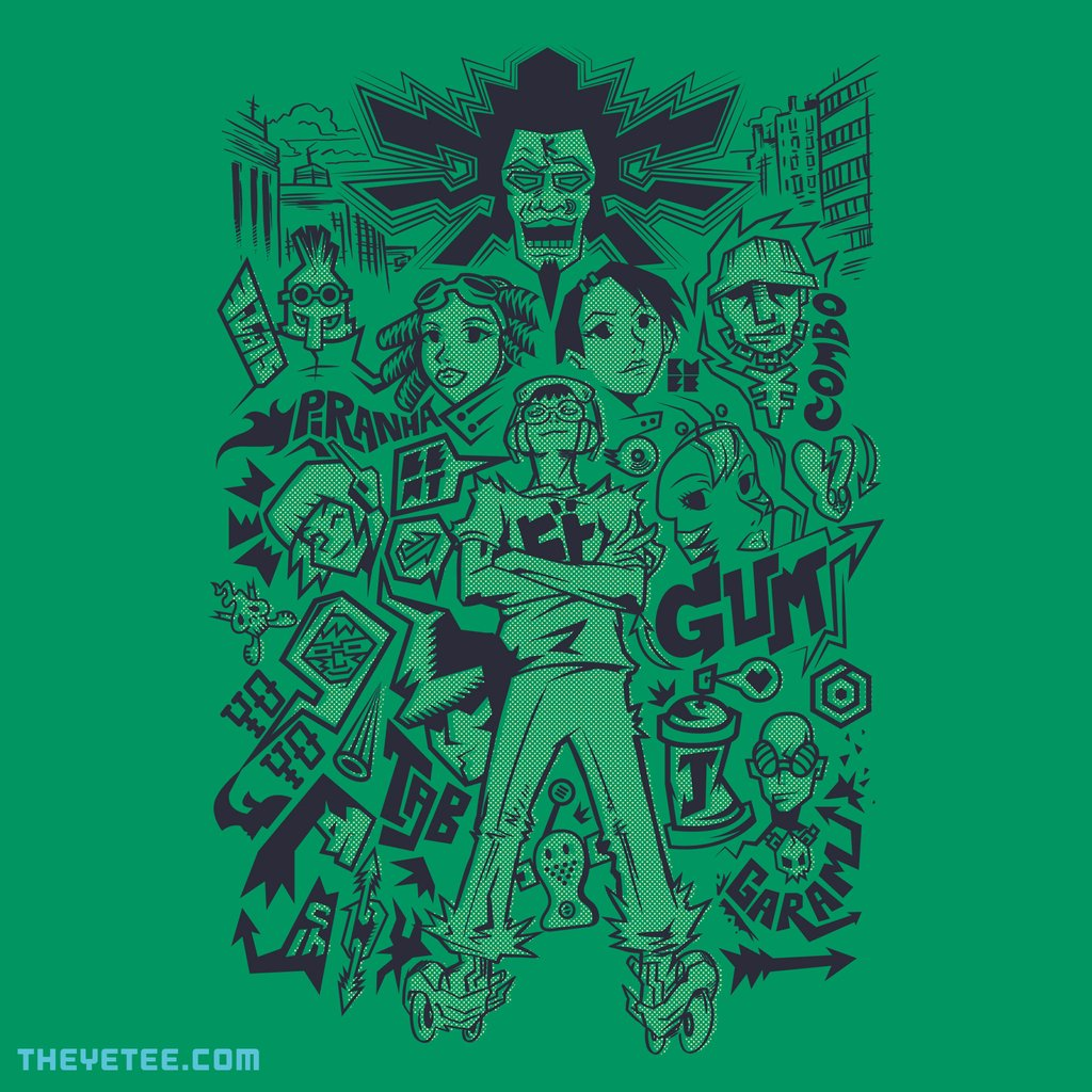 The Yetee: Tokyo-to