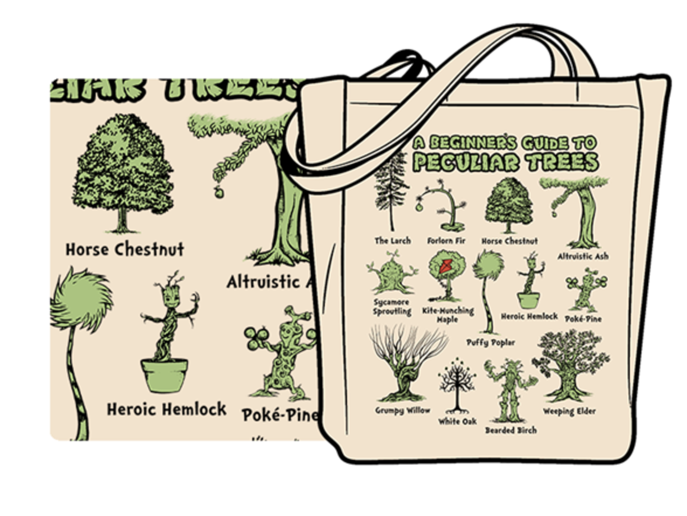 Woot!: A Beginner's Guide to Peculiar Trees