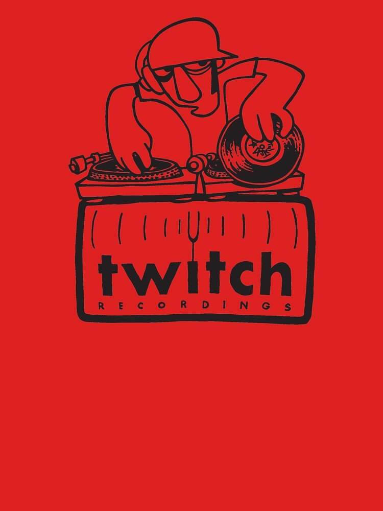 RedBubble: Twitch Bassbin Twins Design