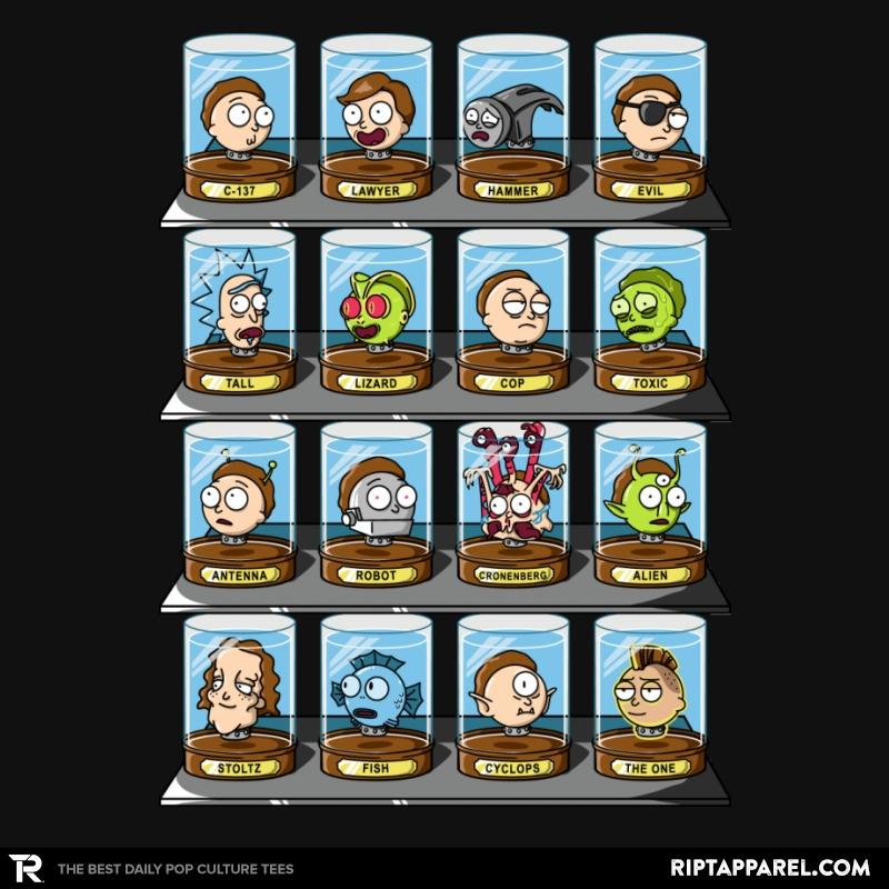 Ript: Morty-Rama
