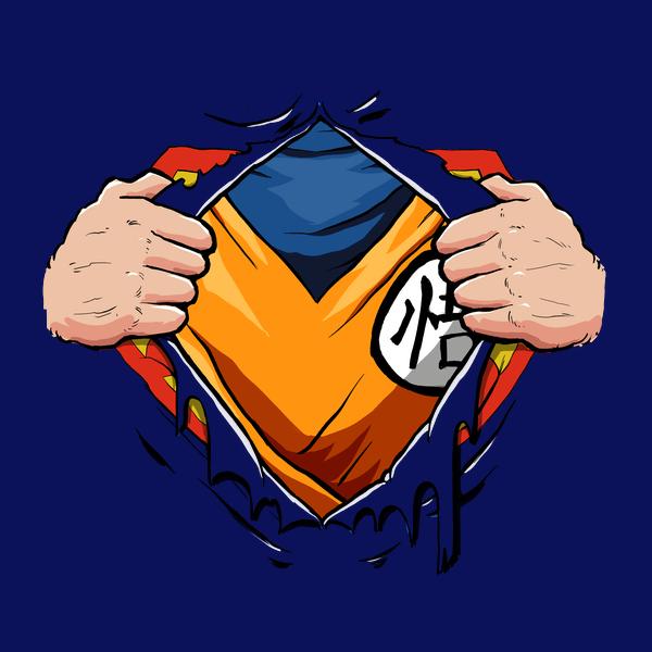 NeatoShop: Super Saiyan Man