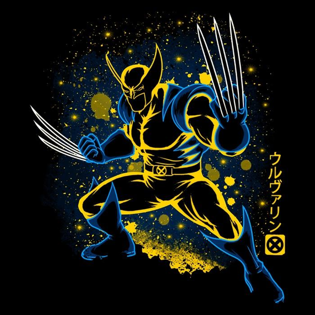 Once Upon a Tee: The Berserker Barrage