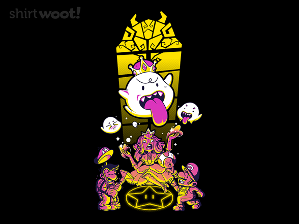 Woot!: InBOOcation