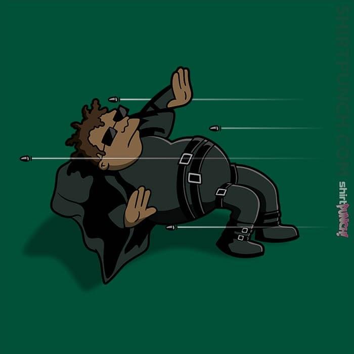 ShirtPunch: Hermes Limbo