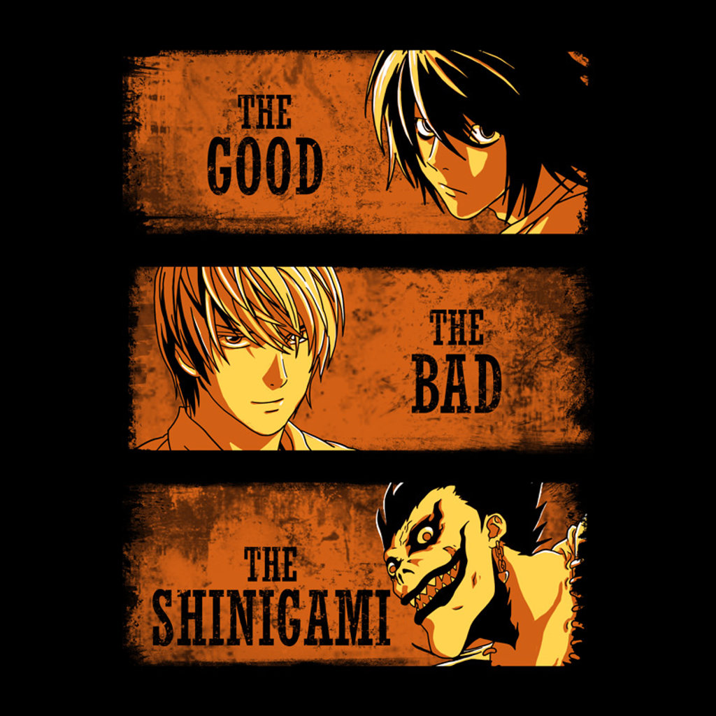 Pampling: The Good, The Bad and The Shinigami