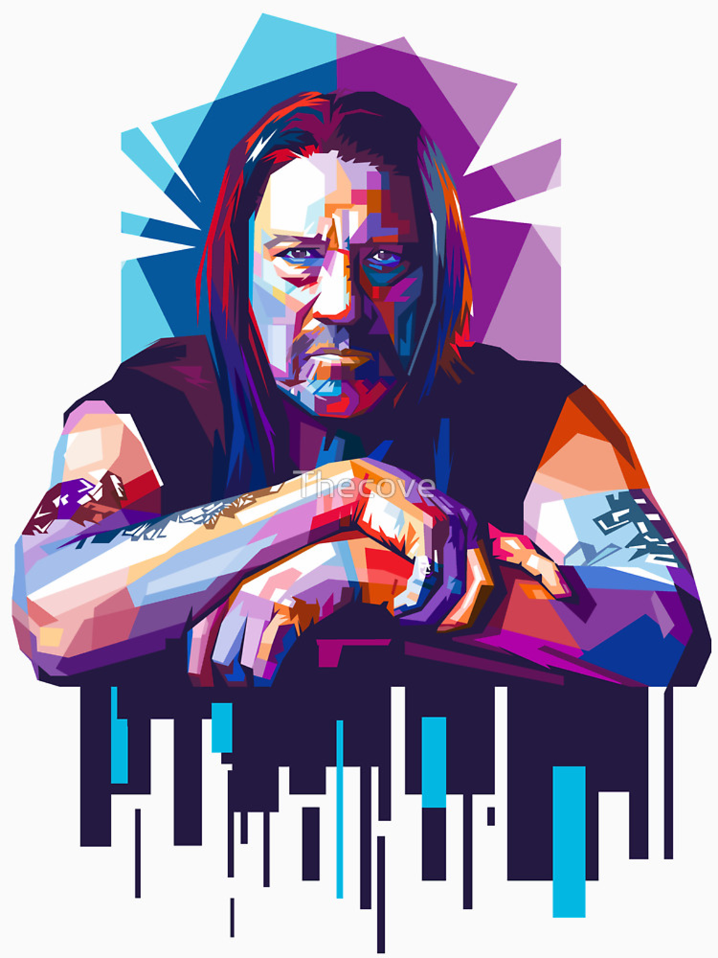 RedBubble: Hard-Boiled Trejo