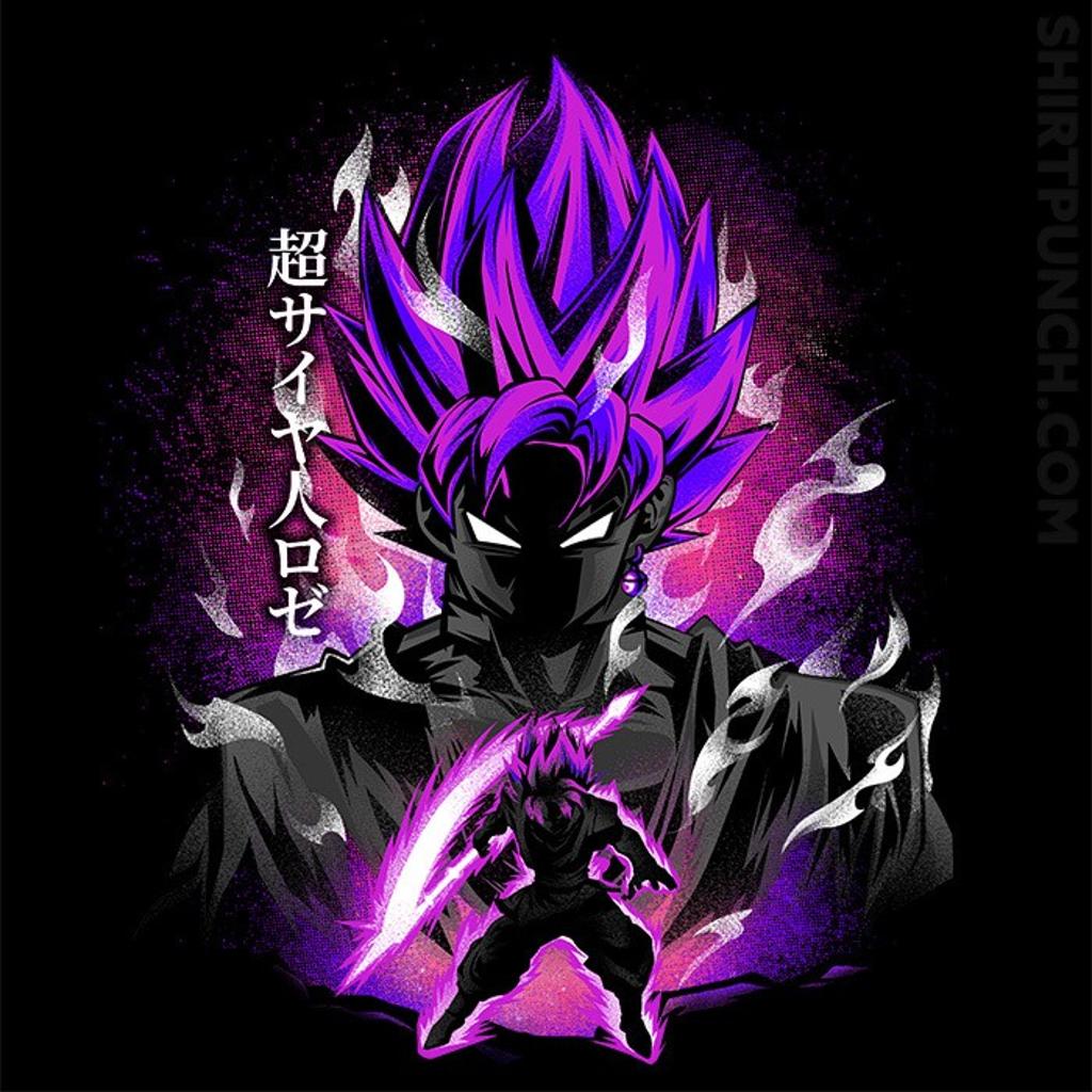 ShirtPunch: Super Rose Power