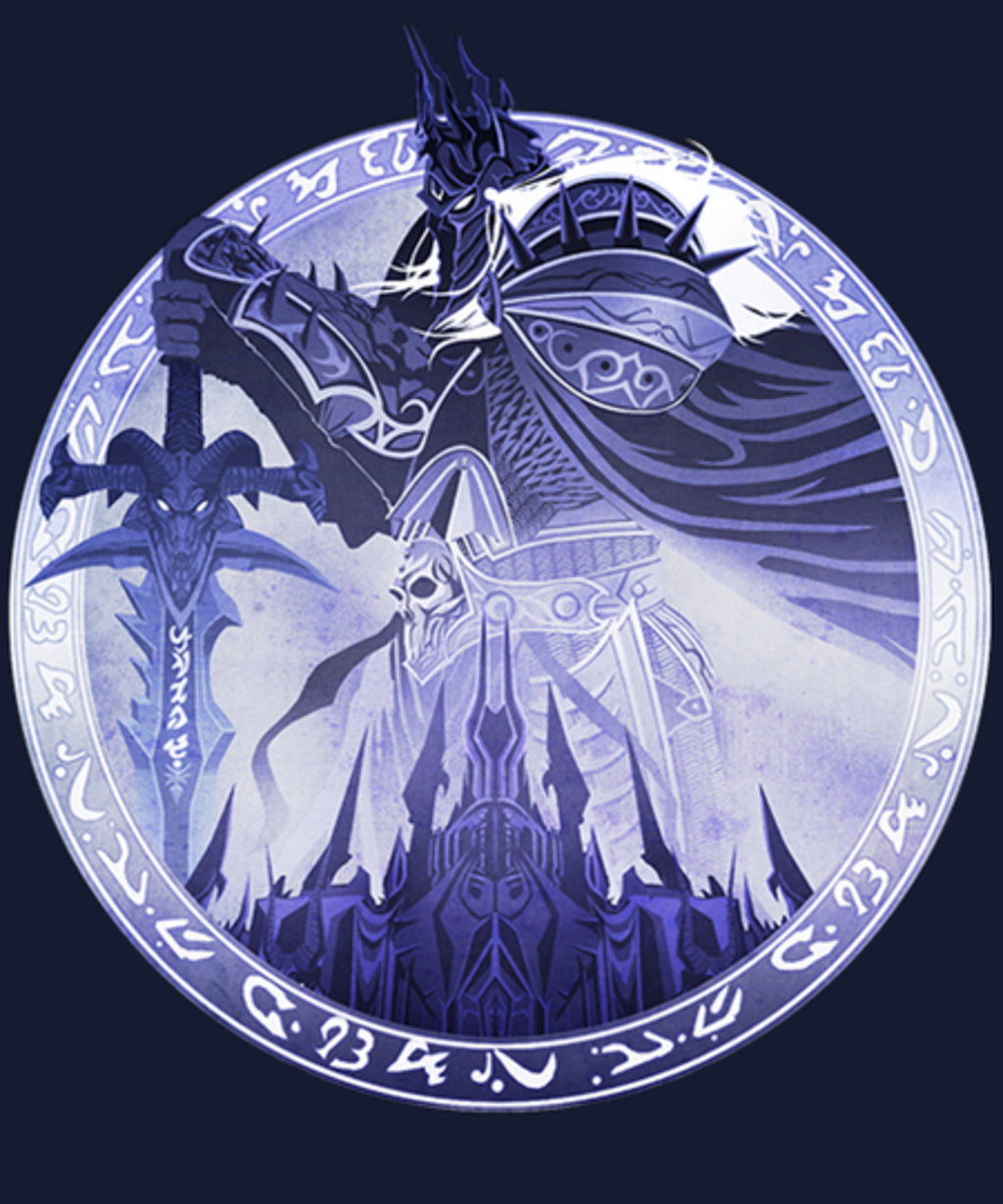 Qwertee: The Lich King