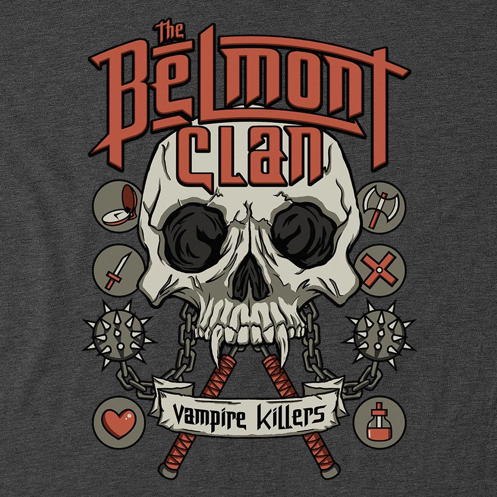 Pop-Up Tee: Belmont Clan
