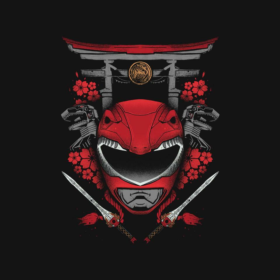 TeeFury: Red Power