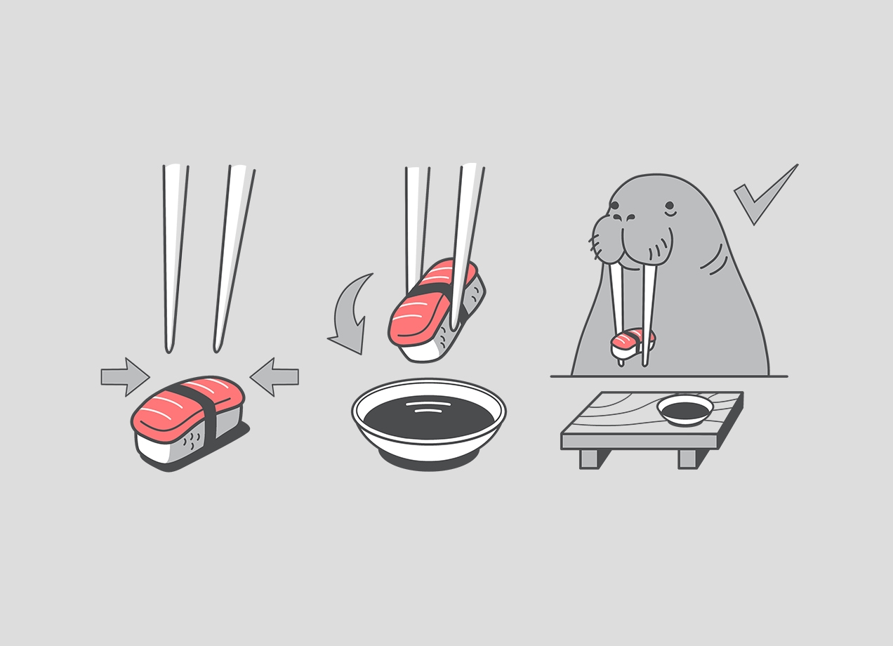 Threadless: Sushi Lover