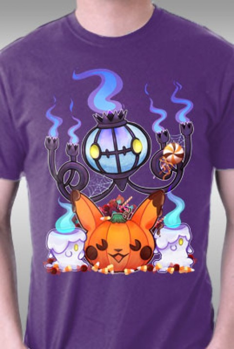 TeeFury: Ghostly Halloween