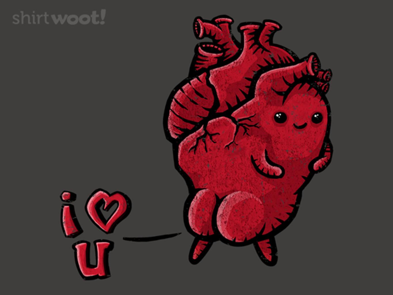 Woot!: Bottom of my Heart