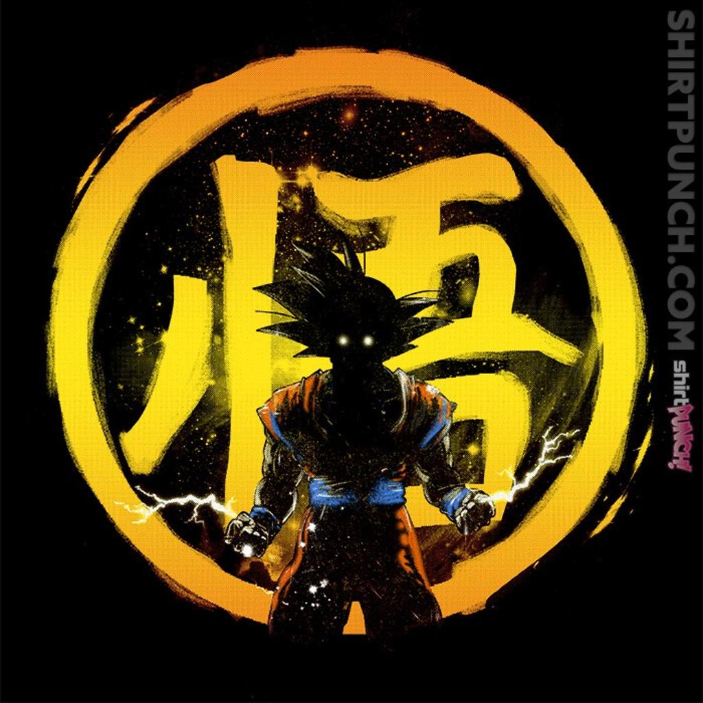 ShirtPunch: Young Dragon